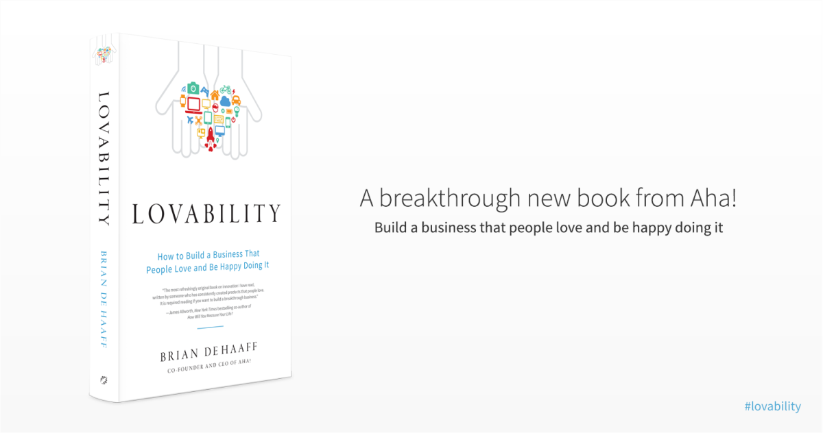 Our New Book for Company Builders — Lovability