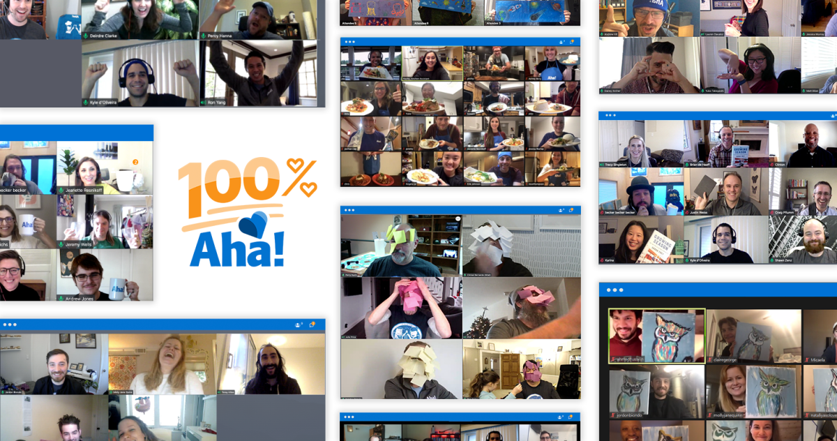 How We Ran Our Best Virtual Offsite With 110 People