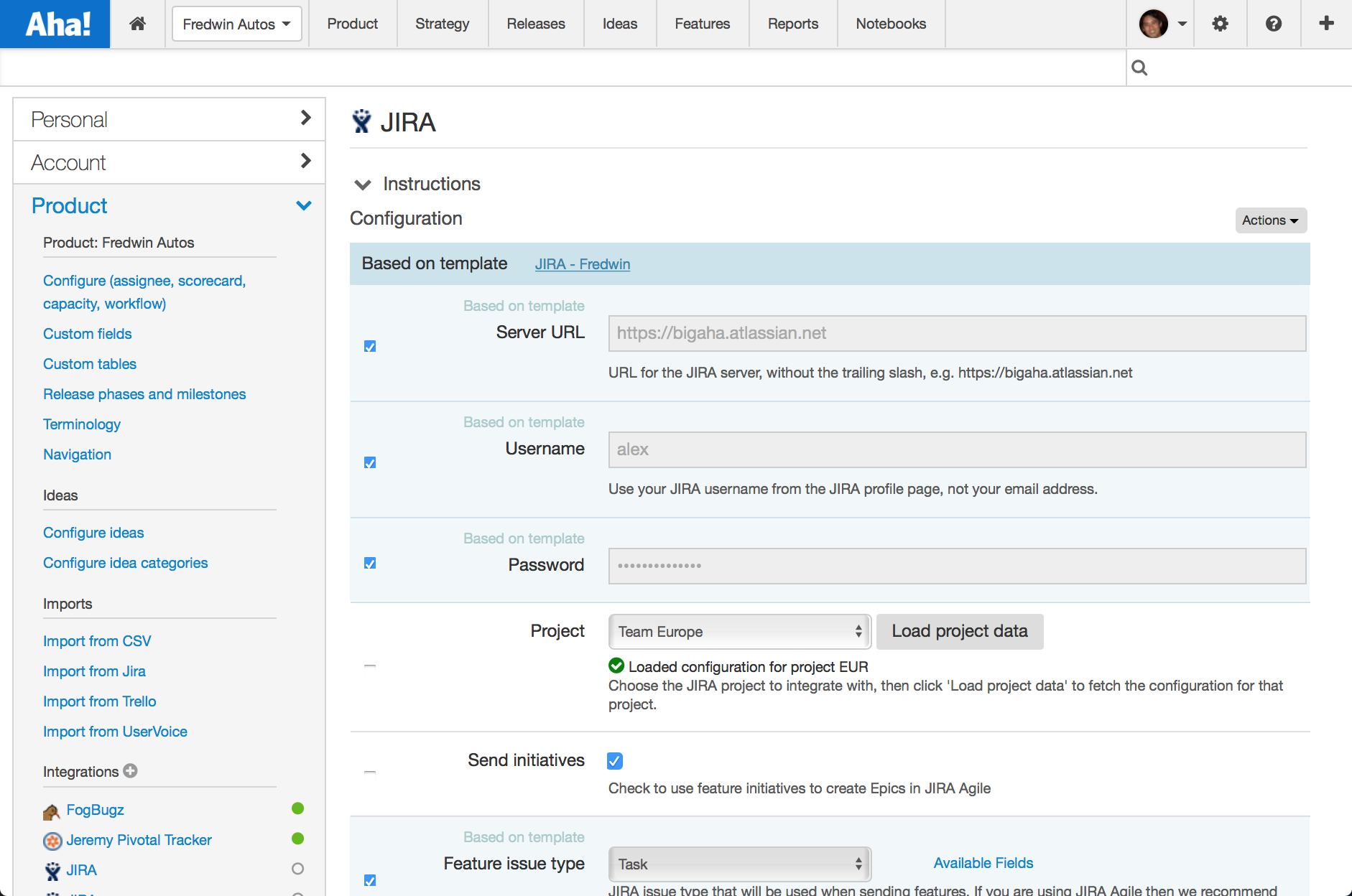 Blog - Just Launched! — Aha! + Jira Integration Templates - inline image