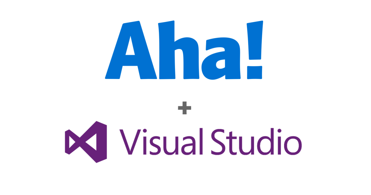 Just Launched! — Enhanced Aha! Integrations With Microsoft VSTS and TFS