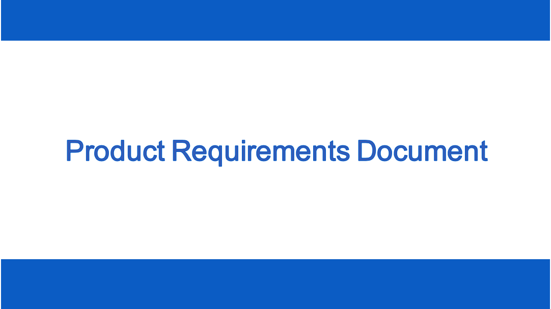 Product Requirements Document Prd Template Aha