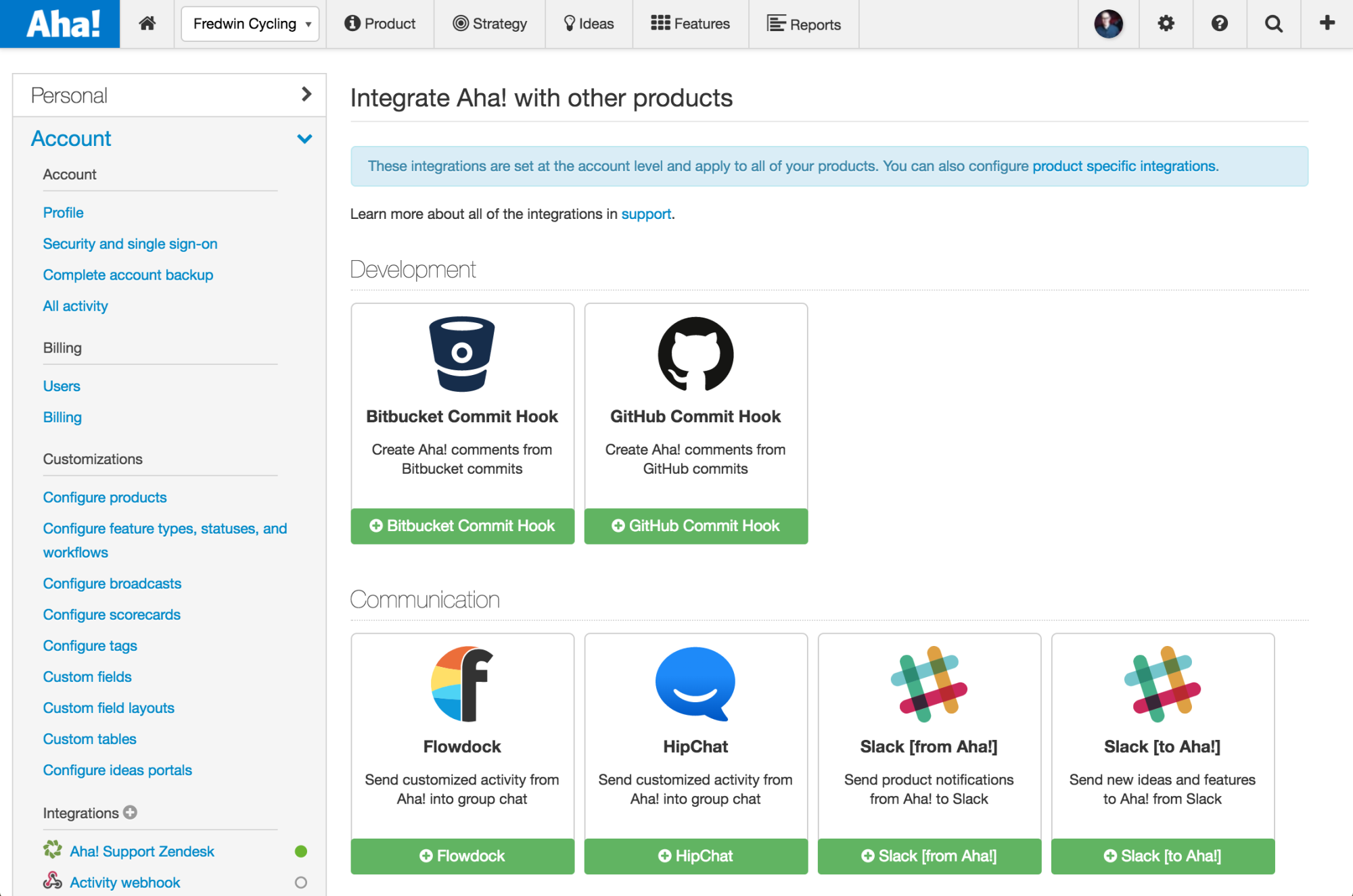 Blog - Just Launched! — New Aha! + Slack Integration for Product Management - inline image