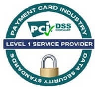 PCI-DSS Level 1 Seal
