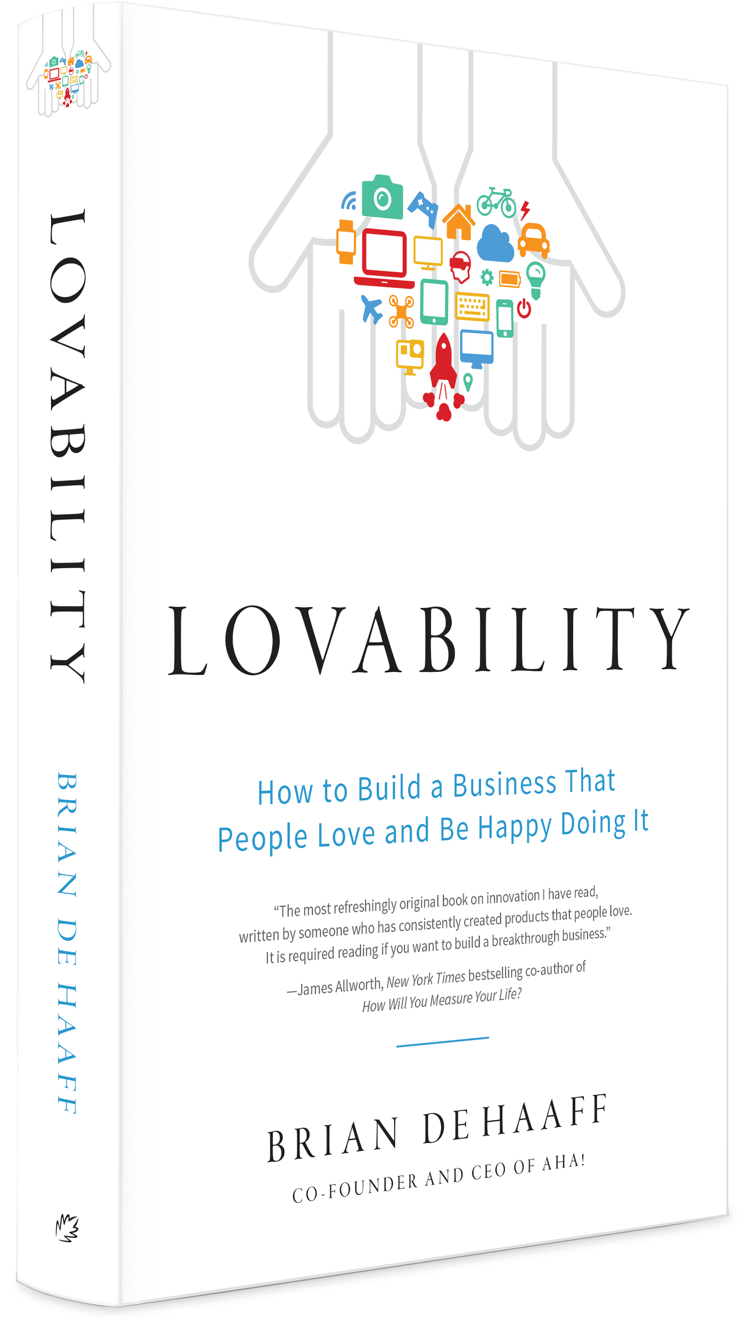 Lovability book