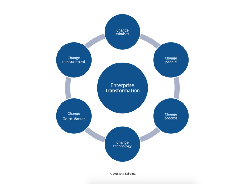 Blog - 5 Skills You Need to Lead Enterprise Transformation - inline image