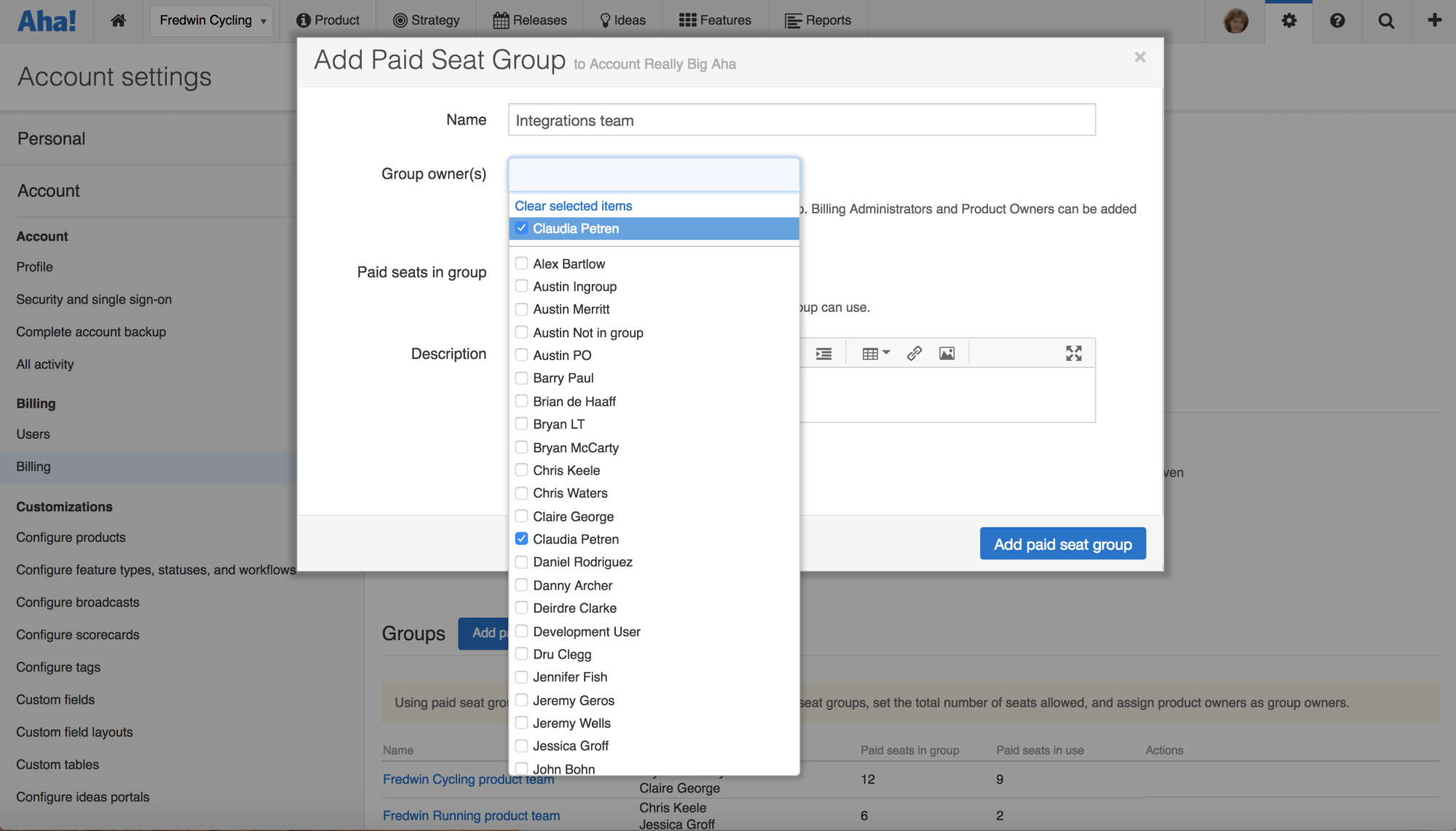 Blog - Just Launched! — Product Managers Can Now Assign Seats in Aha! to Their Product Team Members - inline image