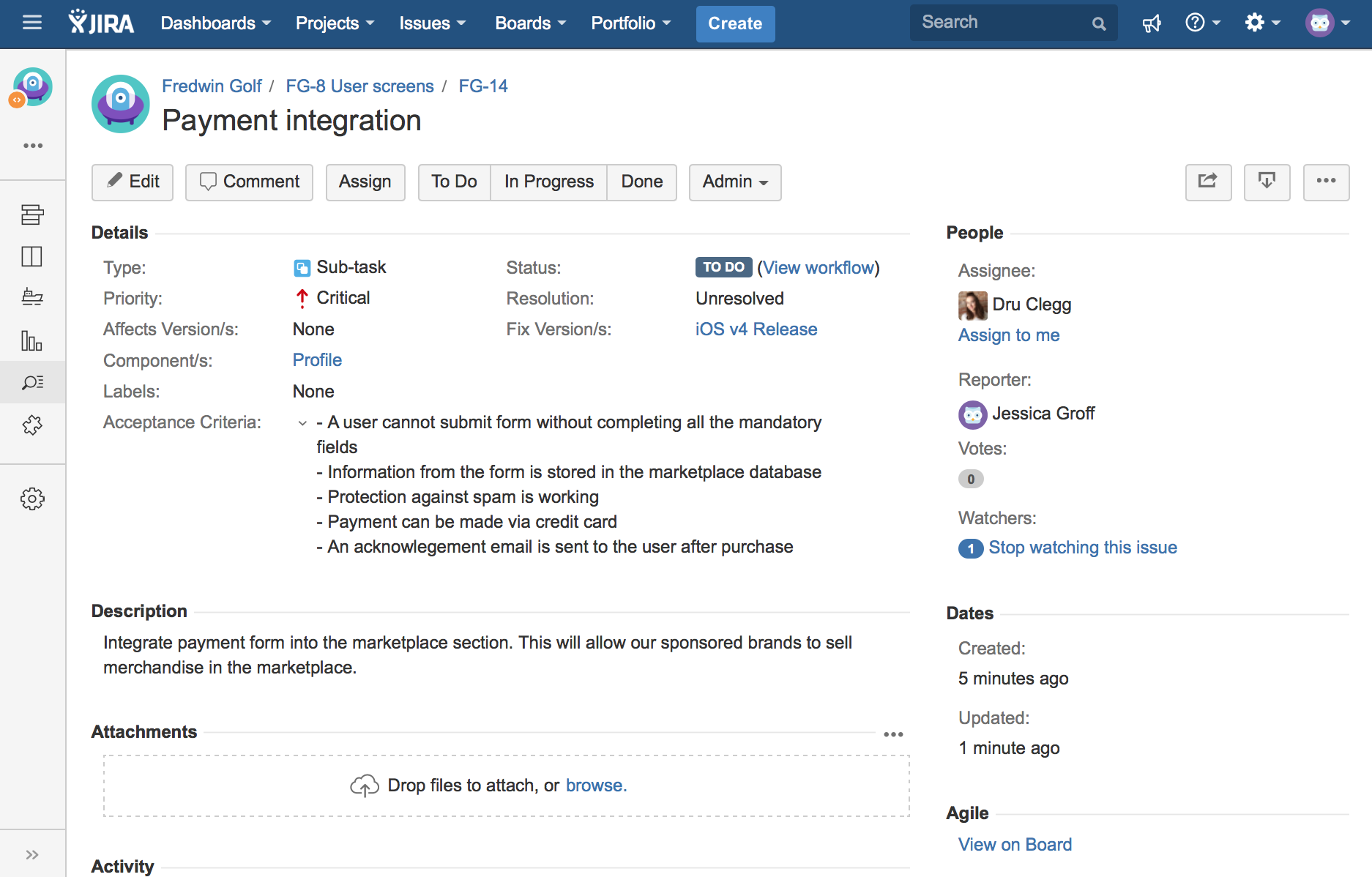 Blog - Just Launched! — Sync Even More Aha! Fields With JIRA - inline image
