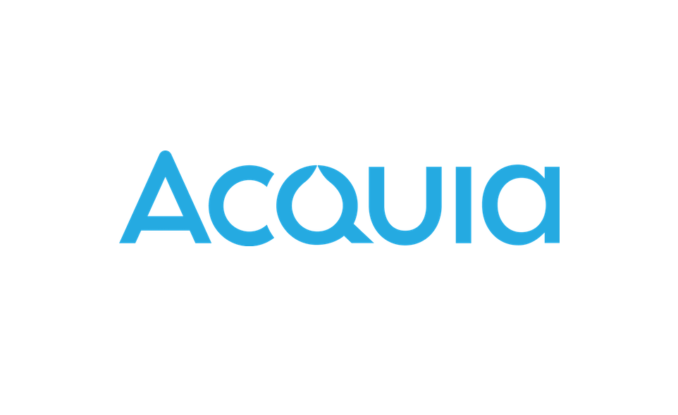 This is the Acquia logo