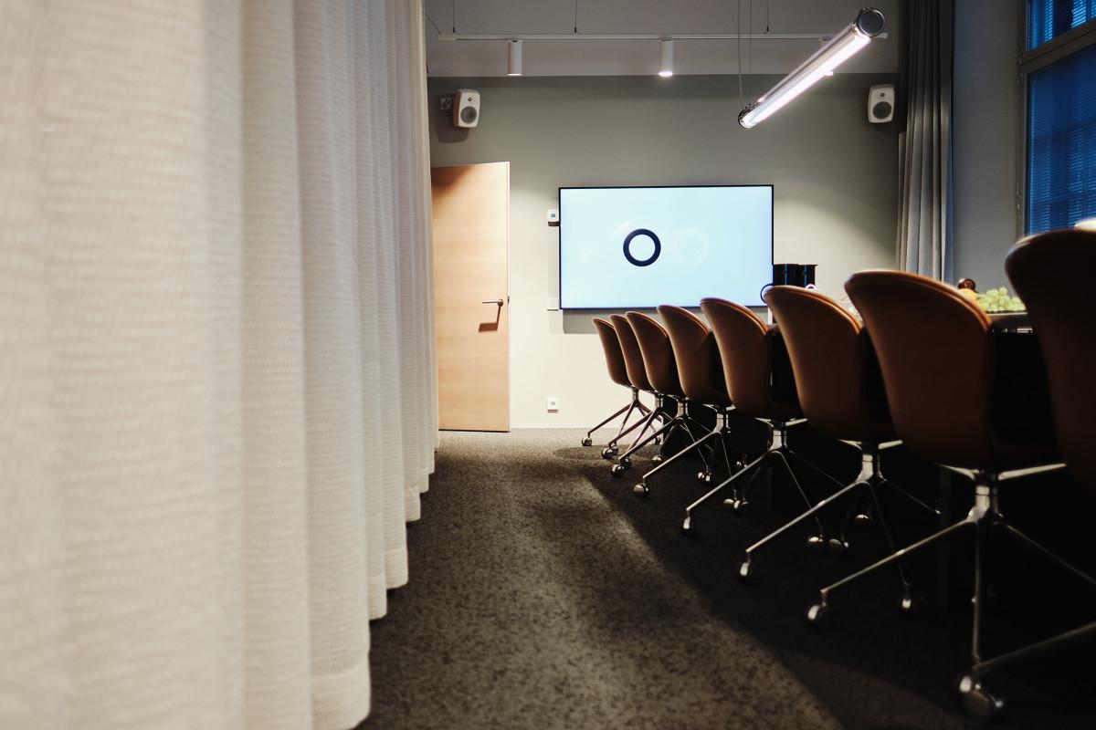 Genelec为著名的北欧咨询公司总部提供优质音频