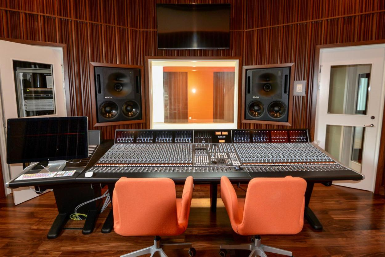 SAM Studio Monitors Header