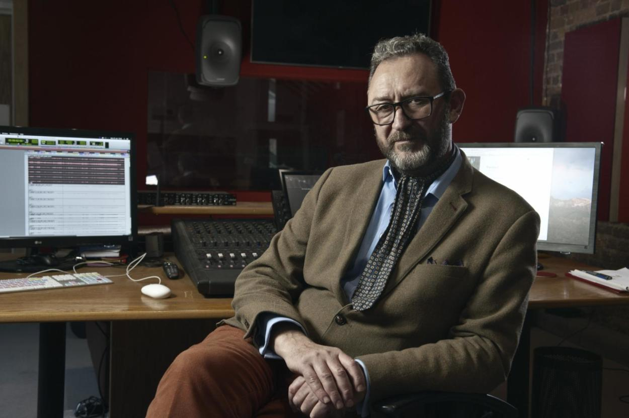 Peter Morris Voiceover Soho Immersive Interview Header