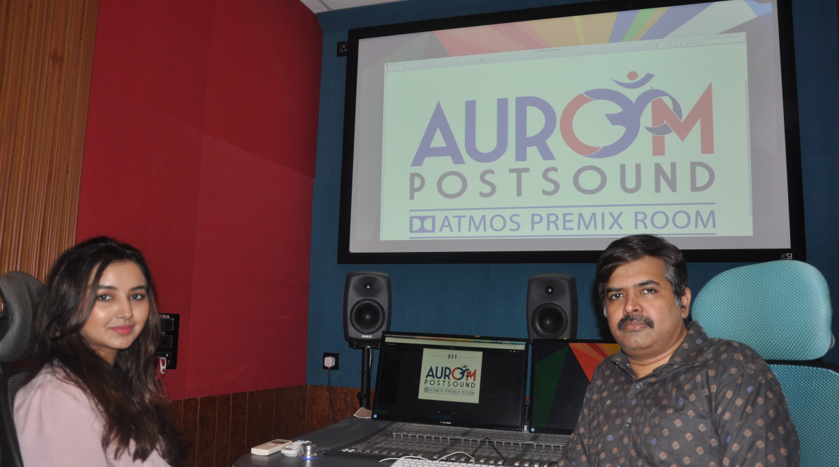 Aurom Studio Press Image 3