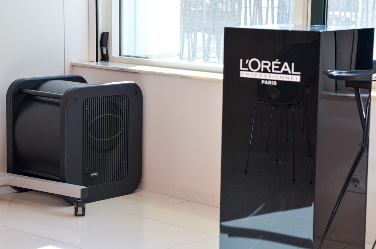 L'Oréal Academy brightens up training with Genelec