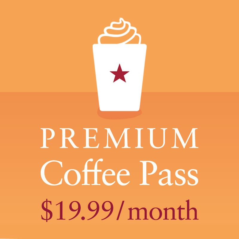Premium Coffee Pass