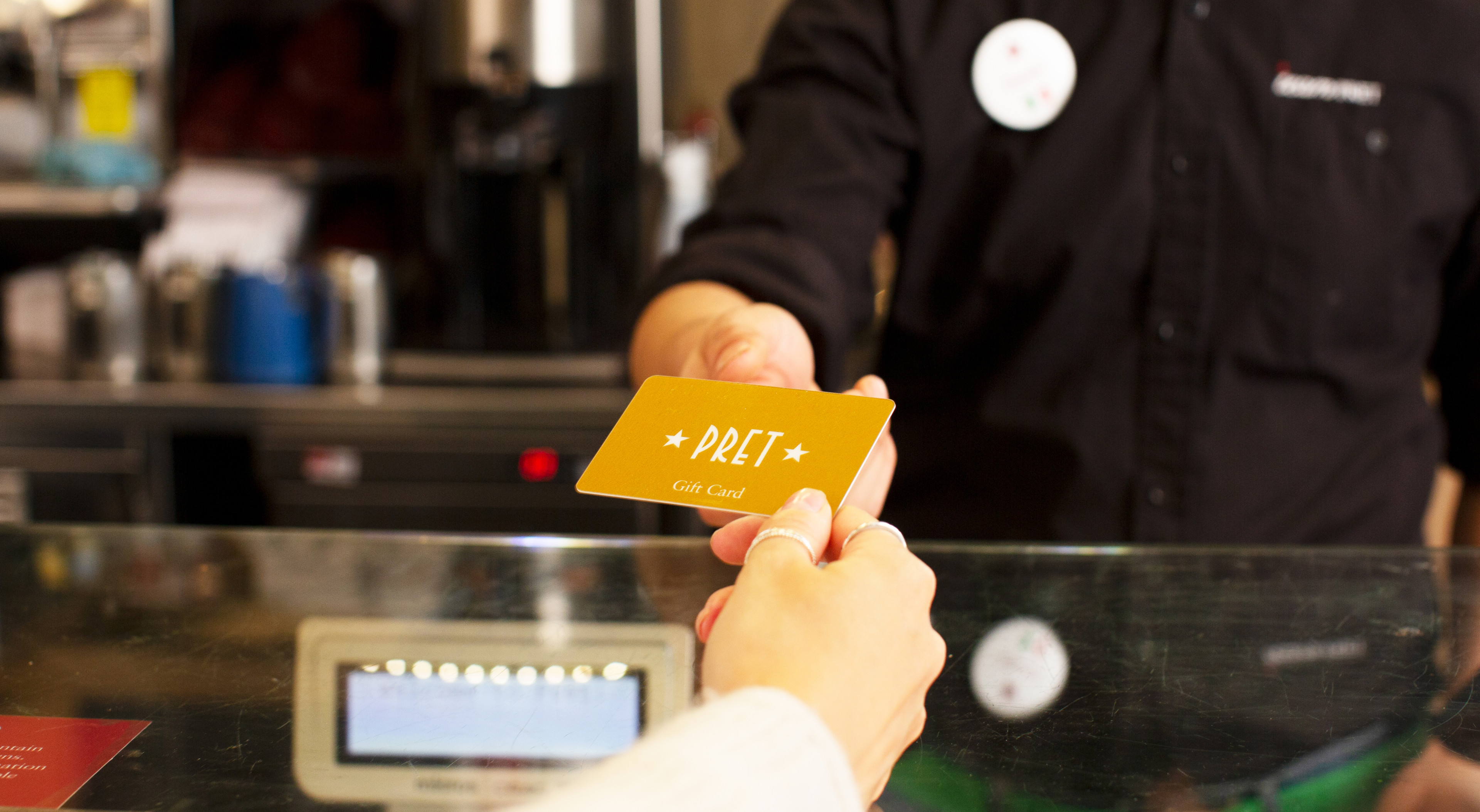 The Pret Gift Card