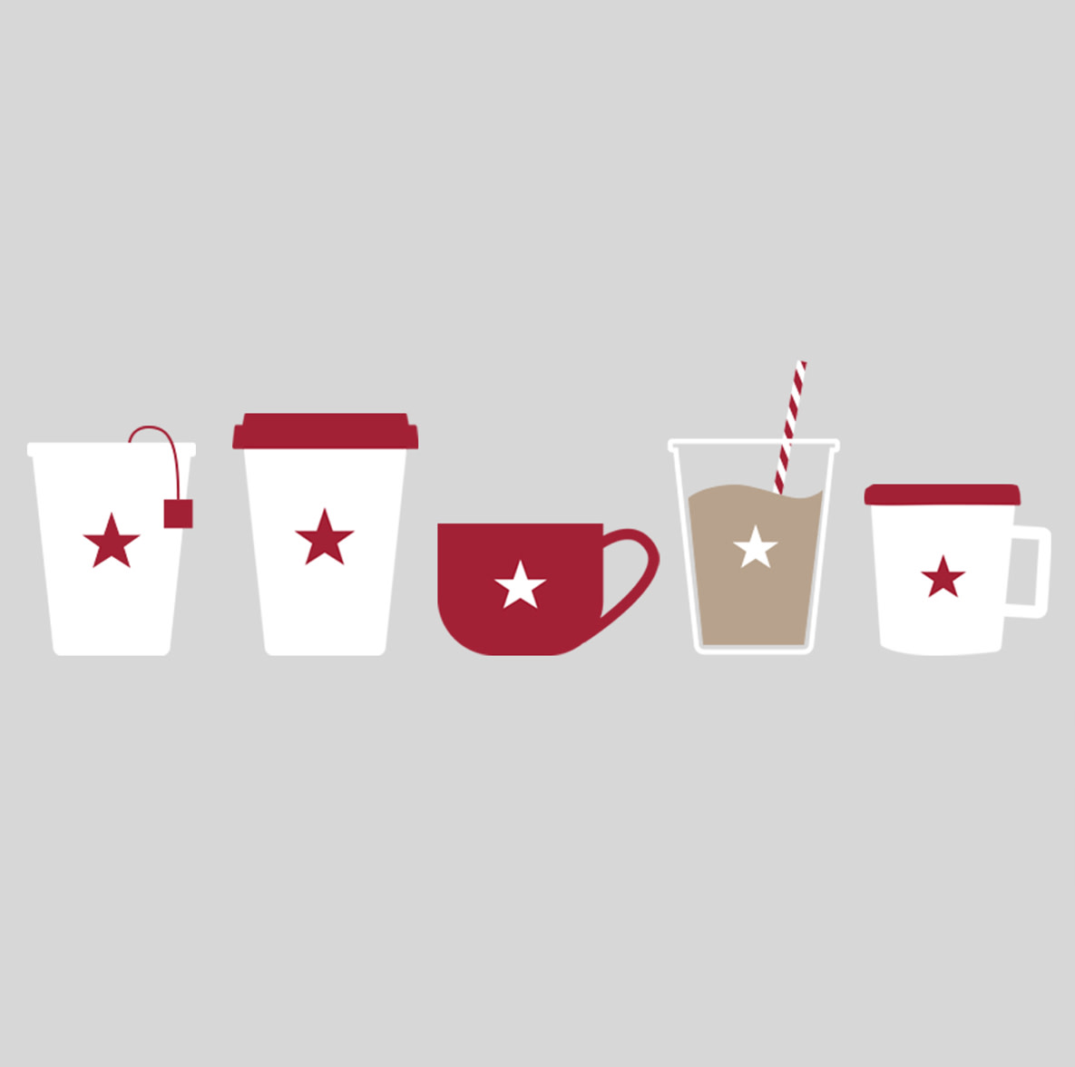 Enjoy 5 Free Drinks When You Download The Pret App