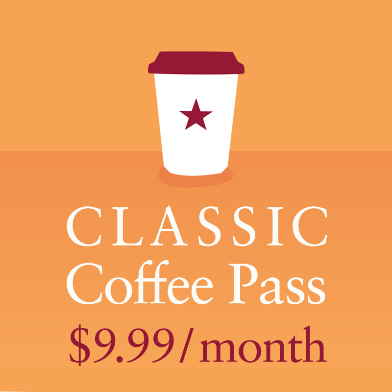 Classic Coffee Pass