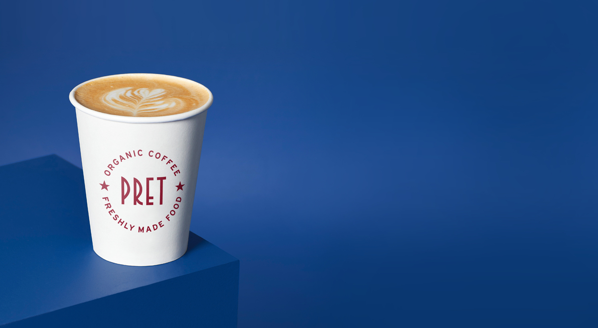 Introducing YourPret Barista: Pret's Coffee Shop Subscription