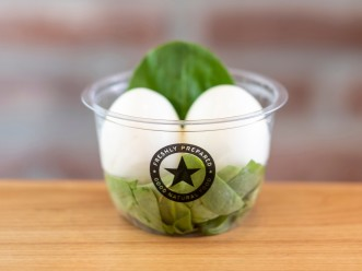 HK001725 Egg and Spinach Protein Pot