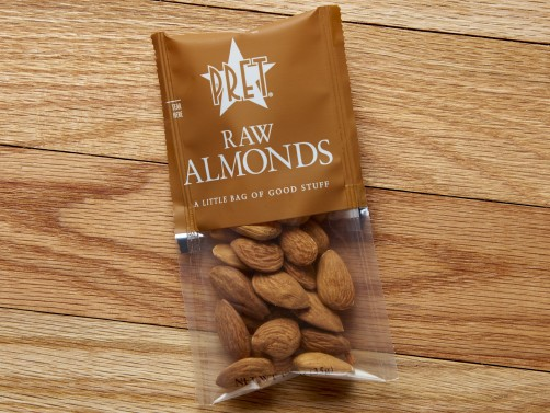 US002863 Raw Almonds