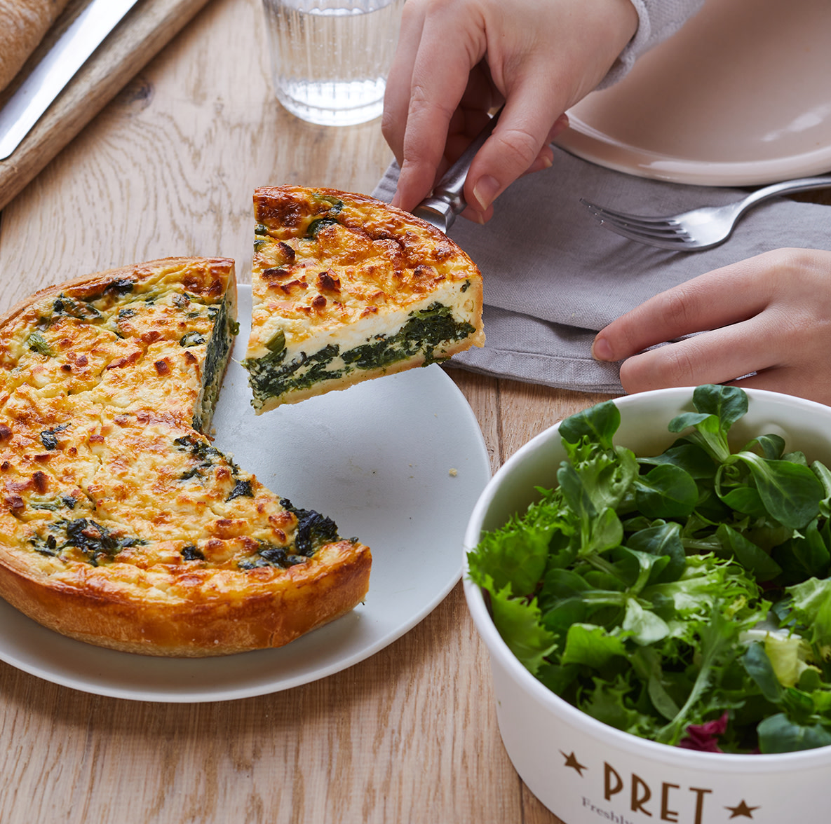 Tartes & Quiche XL