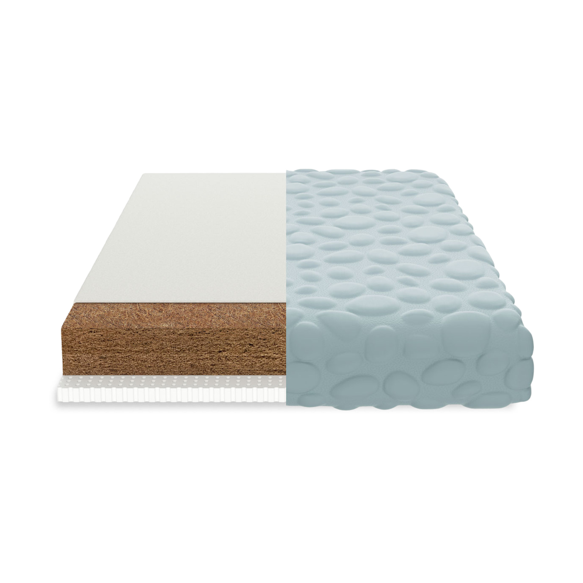 Sea Glass Nook Sleep Pebble Air Ultra Lite Crib Mattress