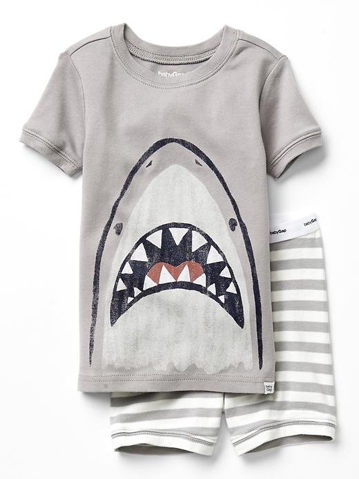 Shark Short Sleep Set - $24.95
