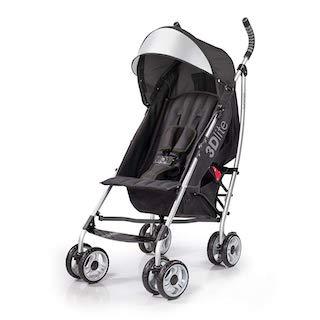 Летняя детская коляска 3D Lite удобство: $79.99