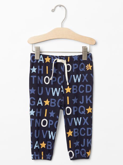 Alphabet Pants - $14.95
