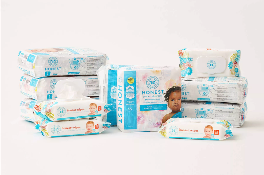 Honest Co. Diaper Subscription - $79.95 and up