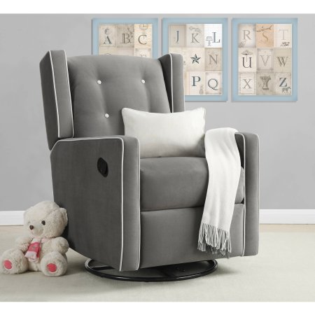 Baby Relax Mikayla Swivel Gliding Recliner - $Starting at $349.98
