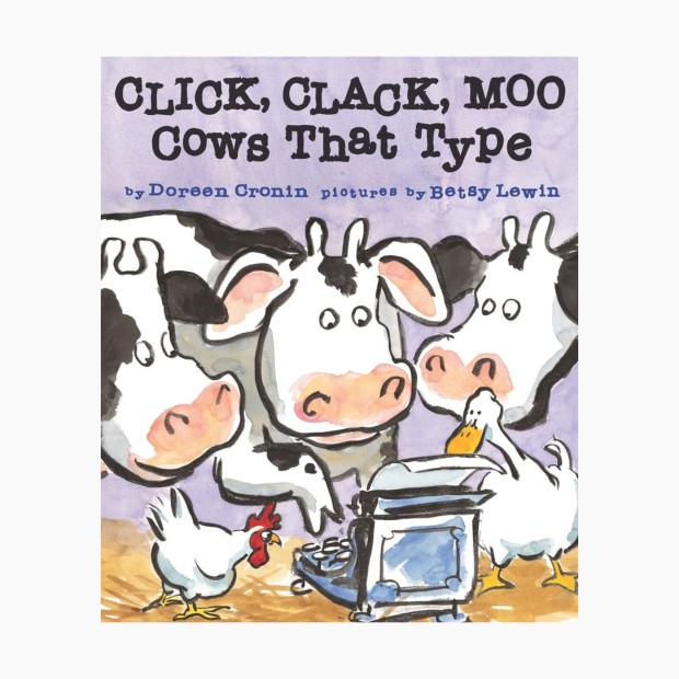 Click Clack Moo Cows That Type Babylist Store