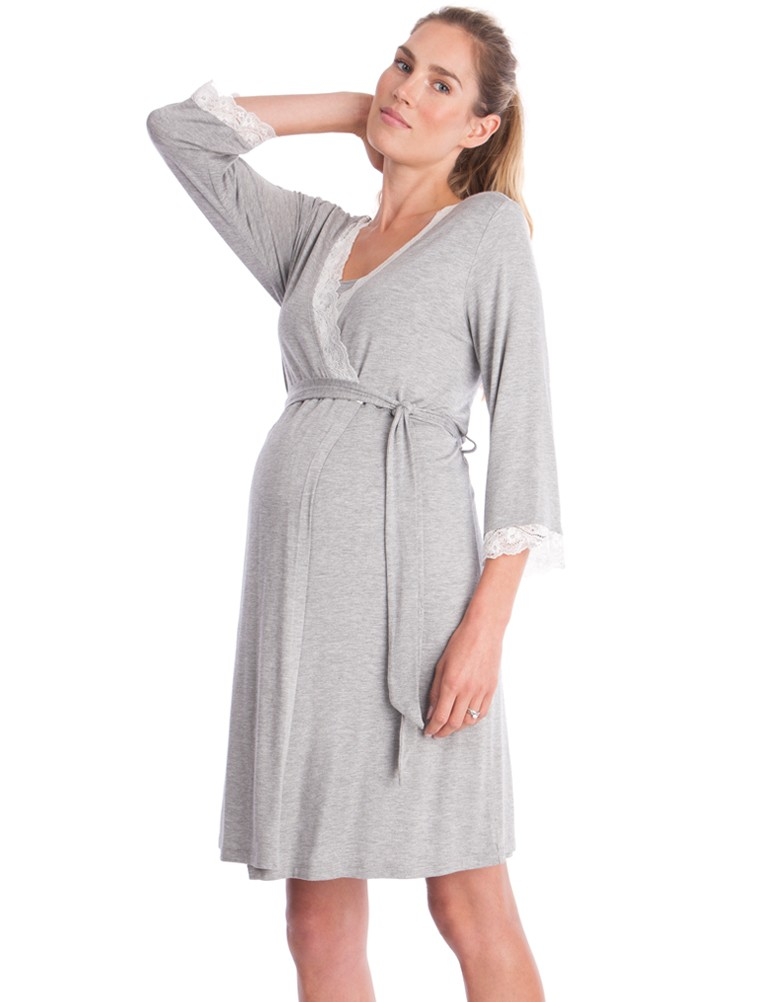 Best Maternity and Nursing Robes of 2018