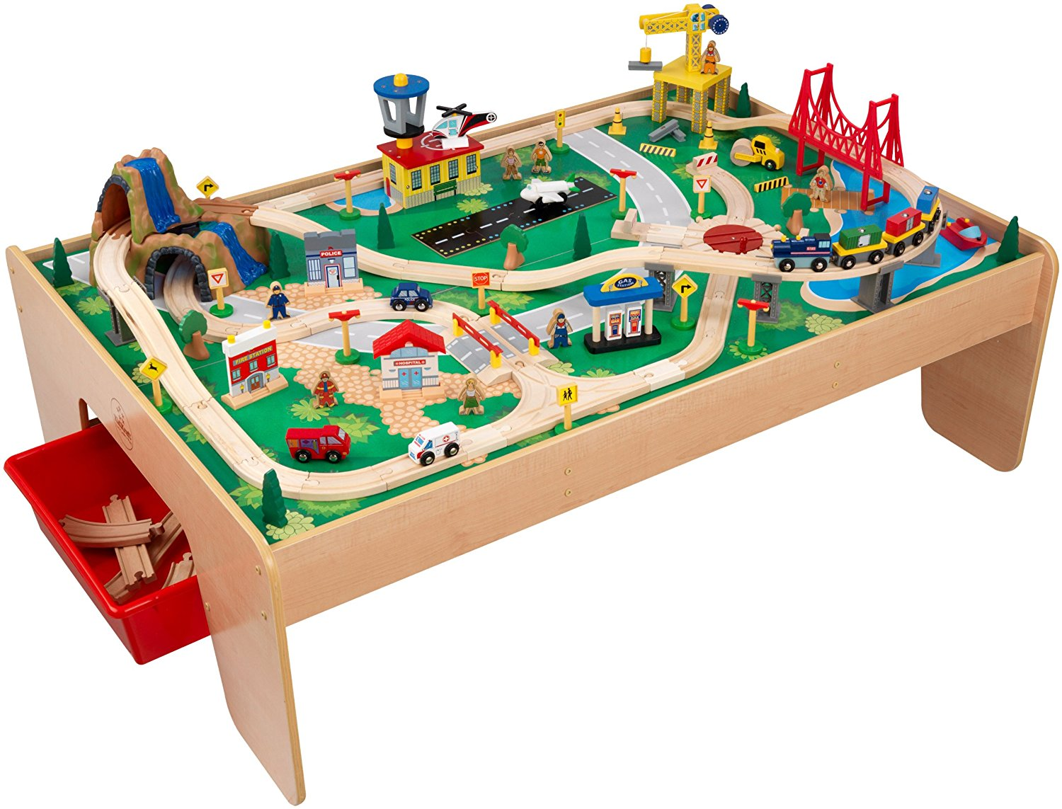6 Best Toy Train Sets For Kids
