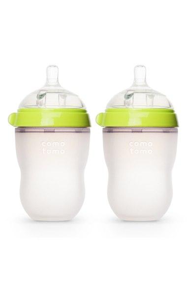 Comotomo Baby Bottle (2-Pack) - $23.99