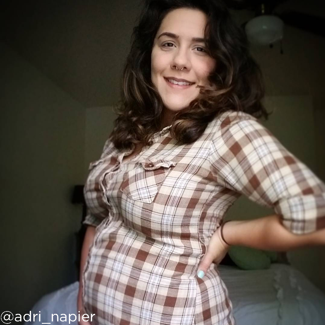 pregnant woman at 24 weeks @adri napier