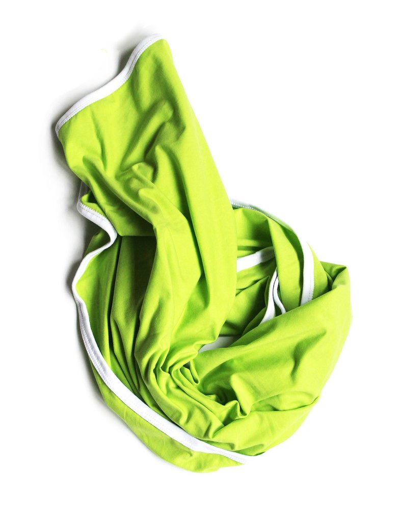 The Basic Blanket in Wasabi - $27.00