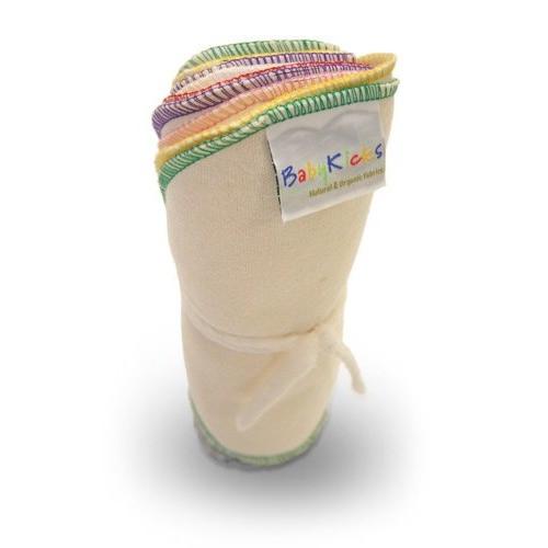 BabyKicks Natural & Organic 10 Pack Baby Wipes - $26.61