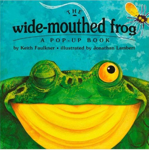 The Wide-Mouthed Frog - $9.92