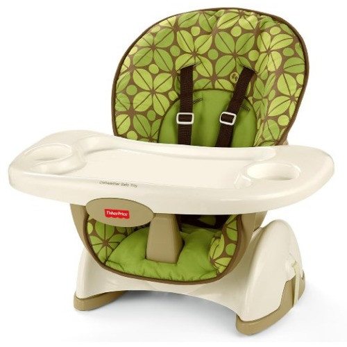 Charmant Fisher Price SpaceSaver High Chair   $38.31