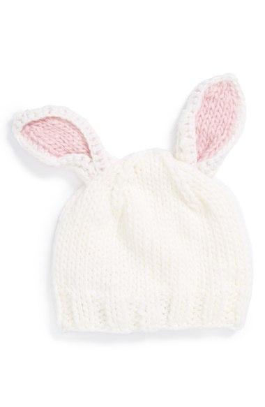 Blueberry Hill Bunny Knit Hat - $28.00