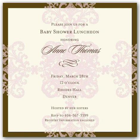 Formal Invite #3