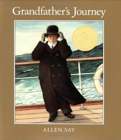 Grandfather's Journey  - $5.99