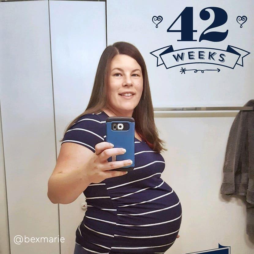 42-weeks-pregnant-bump-@bexmarie