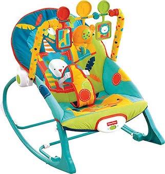 Fisher-Price Infant-to-Toddler Rocker - $24.99
