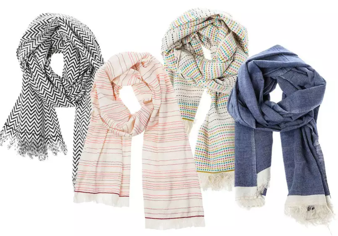 2-in-1 Organic Cotton Nursing Cover & Scarf - $39.97
