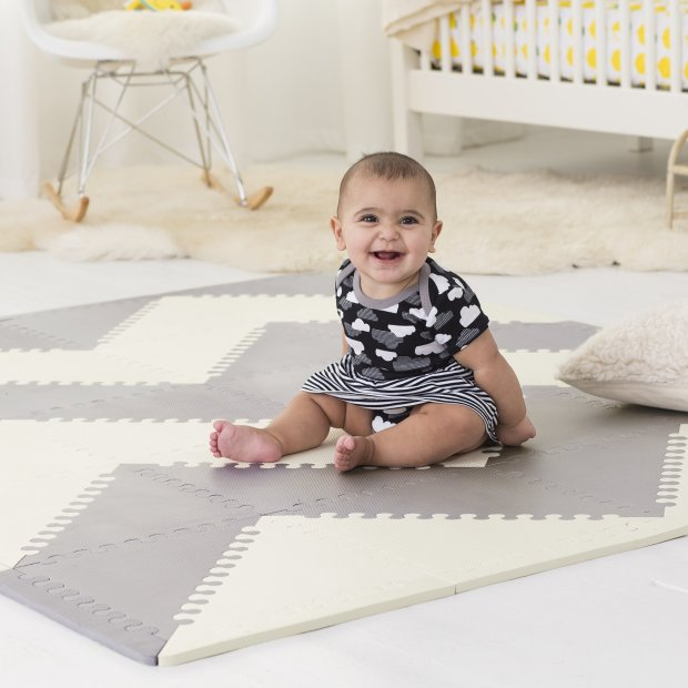 Skip Hop Geo Playspot Foam Floor Tiles