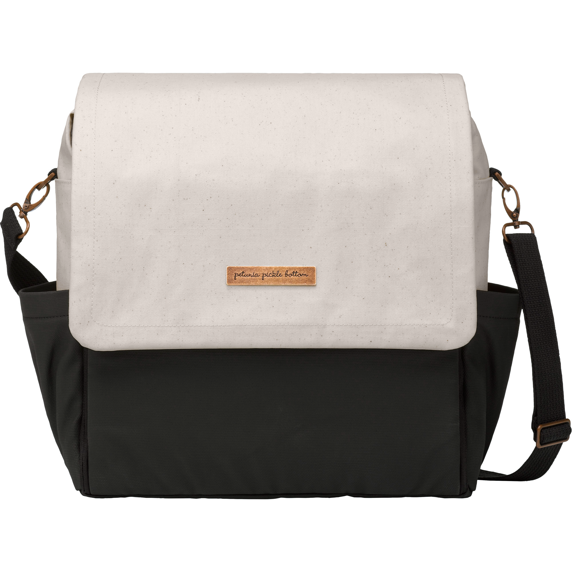 Abundance Boxy Backpack in Birch/Black - $210.00