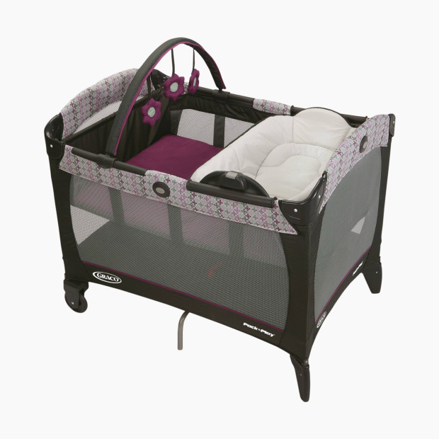 2d5e366f98b Graco Pack n  Play Reversible Napper and Changer Playard - Babylist ...