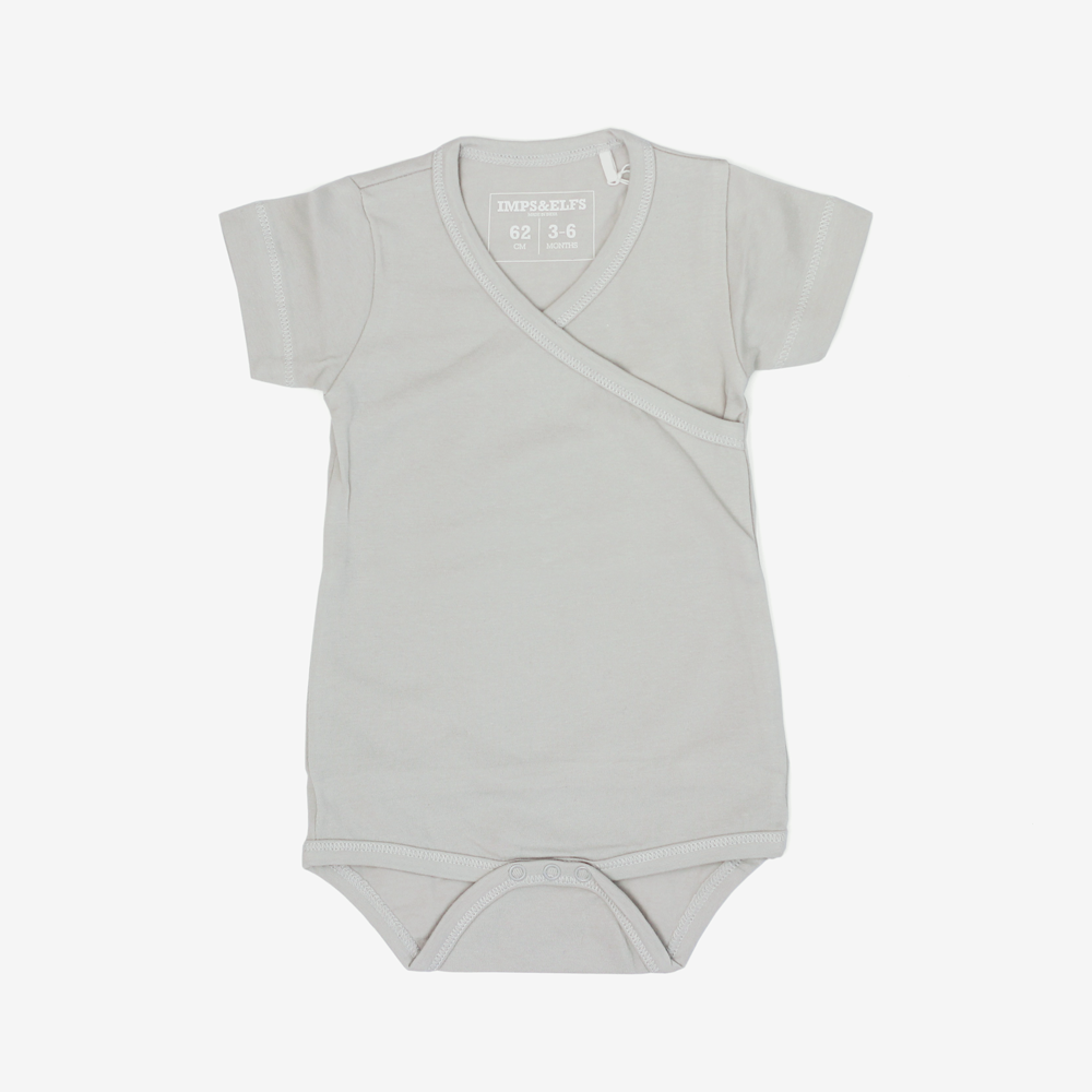 Sleepy Crossover Onesie - $22.00